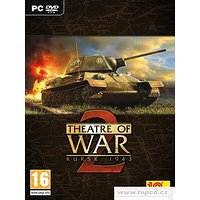 Theatre Of War 2: Kursk 1943 CZ