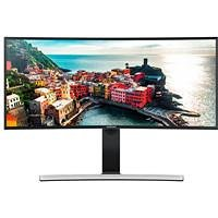 "LCD monitor Samsung S34E790C 34"",LED, VA, 4ms, 3000:1, 300cd/m2, 3440 × 1440, HDMI, DP,"
