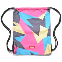 Gymsack KREAM - Kream Dirty South Beatch Bag Pink/Mint/Black (6304) velikost: OS 9143-5608 S15 6304_OS