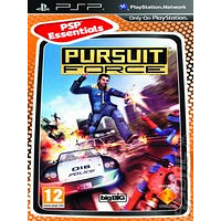 Pursuit Force (PSP) CZ