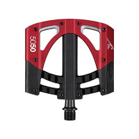 Pedály CRANKBROTHERS 5050 3 Black/ Red