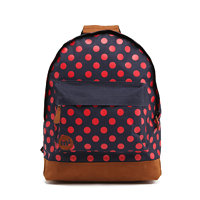 Mi-Pac - Plecak All Polka Navy/Red