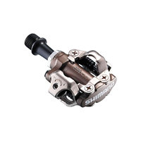 Pedály SHIMANO PD-M540 SPD - bronz