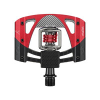 Pedály CRANKBROTHERS Mallet 3 Black / Red