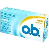 O.b. Pro Comfort Normal tampony 16 ks