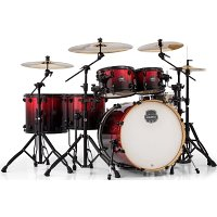 Mapex Armory set Magma red