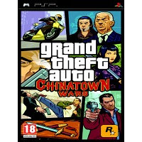 Grand Theft Auto: Chinatown Wars (PSP) CZ