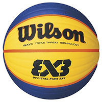 Basketbalový míč Wilson FIBA 3x3 Game