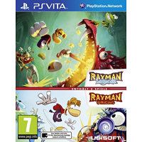 Ubisoft Rayman Legends + Origins / PS Vita