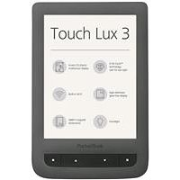 POCKET BOOK Pocketbook 626 Touch Lux 3, grey + 100knih