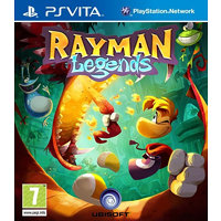 Ubisoft Rayman Legends / PS Vita
