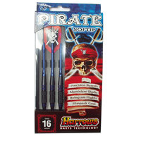 Šipky SOFT PIRATE 18g 5017626002801