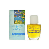 Frais Monde Parfémovaný olej Bílý mošus a grapefruit (White Musk And Grapefruit Perfumed Oil) 12 ml
