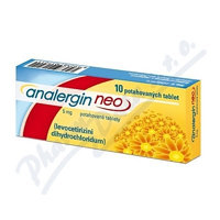Analergin Neo 5mg por.tbl.flm. 10x5mg 2891175