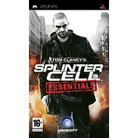 Splinter Cell: Essentials (PSP) CZ