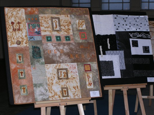 Art quilty - Bohemia patchwork klub