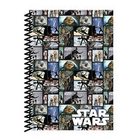PYRAMID Star Wars - Blocks A5 Soft Cover Notebook