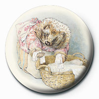 POSTERS Placka BEATRIX POTTER (MRS TIGGY)