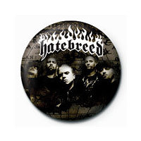 POSTERS Placka HATEBREED - band