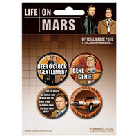 POSTERS Placka LIFE ON MARS