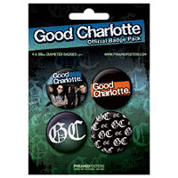 POSTERS Placka GOOD CHARLOTTE