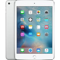 Apple iPad mini 4 Wi-Fi + Cellular 128 GB - Silver (mk772fd/a)
