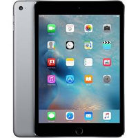 Apple iPad mini 4 Wi-Fi + Cellular 128 GB - Space Gray (mk762fd/a)