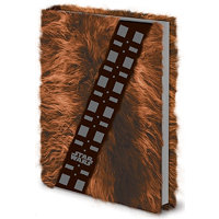 PYRAMID Star Wars - Chewbacca Fur Premium A5 Notebook