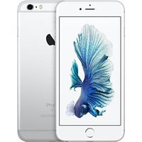 Apple iPhone 6s Plus 128GB - Silver (MKUE2CN/A) MKUE2CN/A