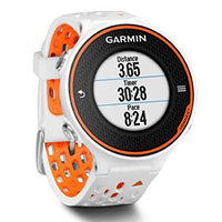 Garmin Forerunner 620 White, bez TOPO map