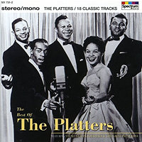 Platters : Best Of The Platters CD