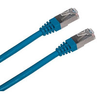 DATACOM Patch kabel FTP CAT5E 5m modrý
