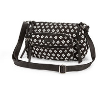 Volcom Crossbody taška Cruz Shoulder Bag Black E6531513-BLK