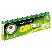 GP Batteries Super Alkaline B1320G 1013200102