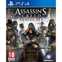 Ubisoft PlaySttaion 4 Assassin's Creed Syndicate: Special Edition (USP400272) USP400272