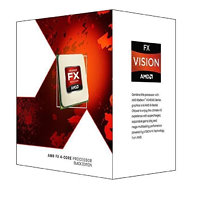AMD FX-4300 VISHERA (4core, 3.8GHz, 8MB, socket AM3+, 95W ) Box