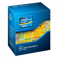 INTEL Quad-Core Xeon E3-1231V3 3.4GHZ/8MB/LGA1150/Haswell Refresh