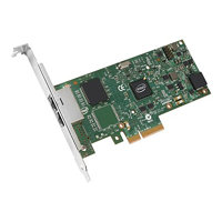 Intel® Ethernet Server Adapter I350-T2, bulk
