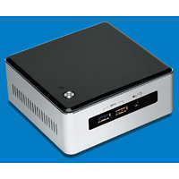 INTEL NUC Rock Canyon/Kit NUC5i3RYH/Ii3 Core 5010U,2.1GHZ/DDR3L1600/USB3.0/LAN/WifFi/HD5500/2,5""