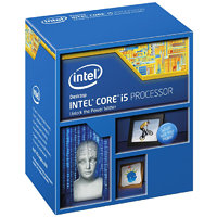 CPU INTEL Core i5-6600K 3,5GHz 6MB L3 LGA1151, VGA - BOX (bez chladiče)