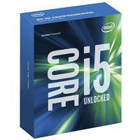 INTEL Core i5-6600 3,3GHz, 6MB,socket 1151, BOX