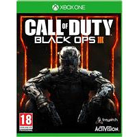 Hra Activision Xbox One Call of Duty: Black Ops 3 EN