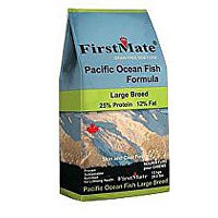 First Mate Dog Pacific Ocean Fish Large 13kg