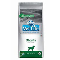 Vet Life Natural DOG Obesity 2kg