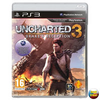 Sony PlayStation 3 Uncharted 3: Drake's Deception SONUNCHARTED3DD