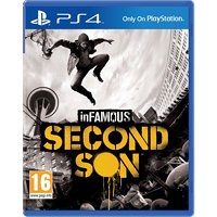 Sony PlayStation 4 inFamous Second Son SONINFAMOUSSECONDS