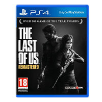 Sony PlayStation 4 The Last Of Us Remastered SONTHELASTOFUSREMA