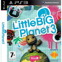 Sony PlayStation 3 Little Big Planet 3 SONPS719443919