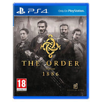 Sony PlayStation 4 The Order: 1886 SONPS719284994
