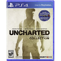 Sony PlayStation 4 Uncharted: The Nathan Drake Collection SONPS719866831